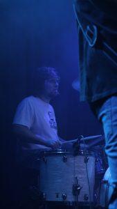 Dion, Darkstone's drummer